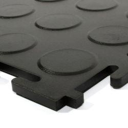 Dalle modulable antidérapante en PVC à surface pastillée dans notre gamme de Tapis antidérapants