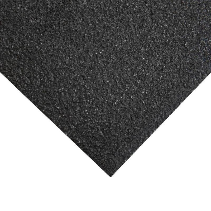 Revêtement de sol antidérapant -COBAGRIP LIGHTversion légère - coloris noir