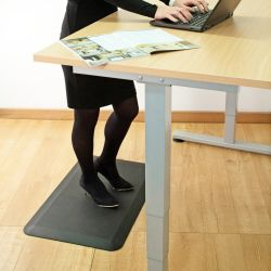 Tapis anti-fatigue spécial bureau, Tapis antifatigue ORTHOMAT OFFICE