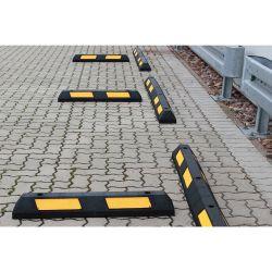 Butée de parking en caoutchouc CrashStop | Butées de parking | Butées de Stationnement
