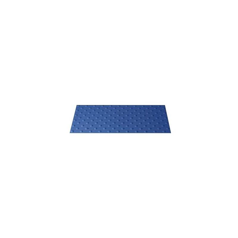 Dalle podotactile avec Bande podotactile intérieur auto-adhésive pour la sécurité des locaux et l'accessibilité des PMR