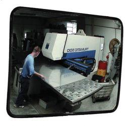 Miroir de sécurité industriel