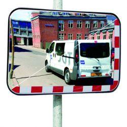 Miroir multi-usage avec ou sans bande réflechissante