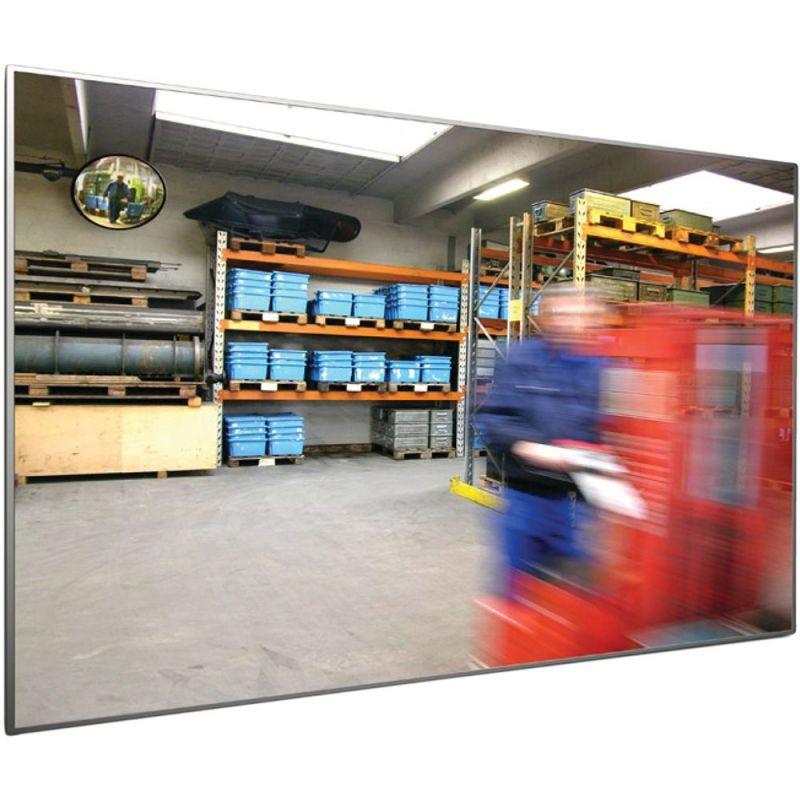 Miroir plan pour commerces et magasins  | Miroirs de sécurité
