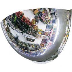 Miroir de surveillance coupole à 180°  | Miroirs de sécurité