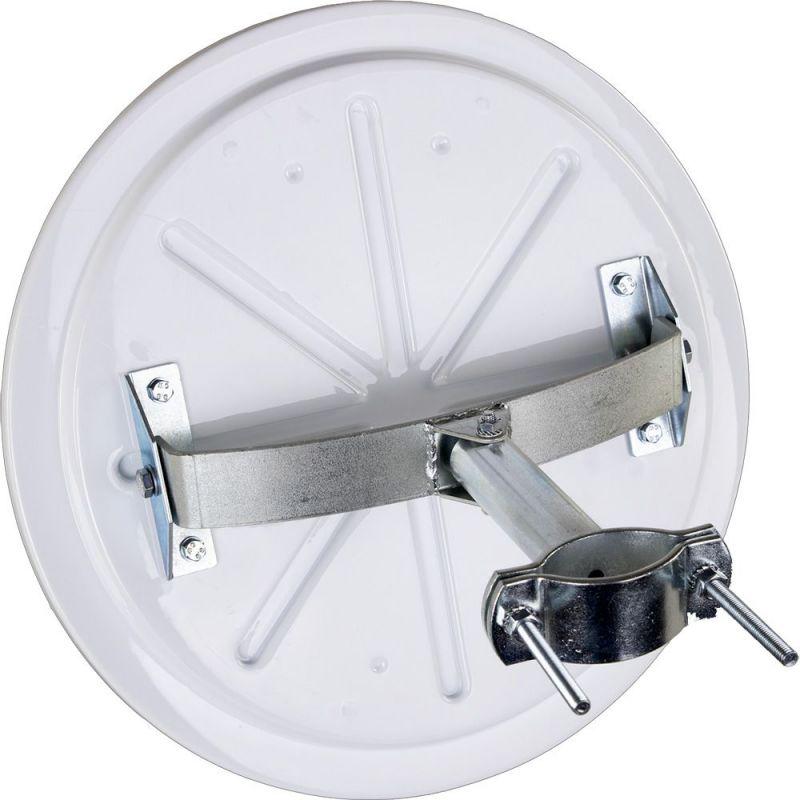 Miroir voirie avec ou sans bande réflechissante    Miroirs de sécurité