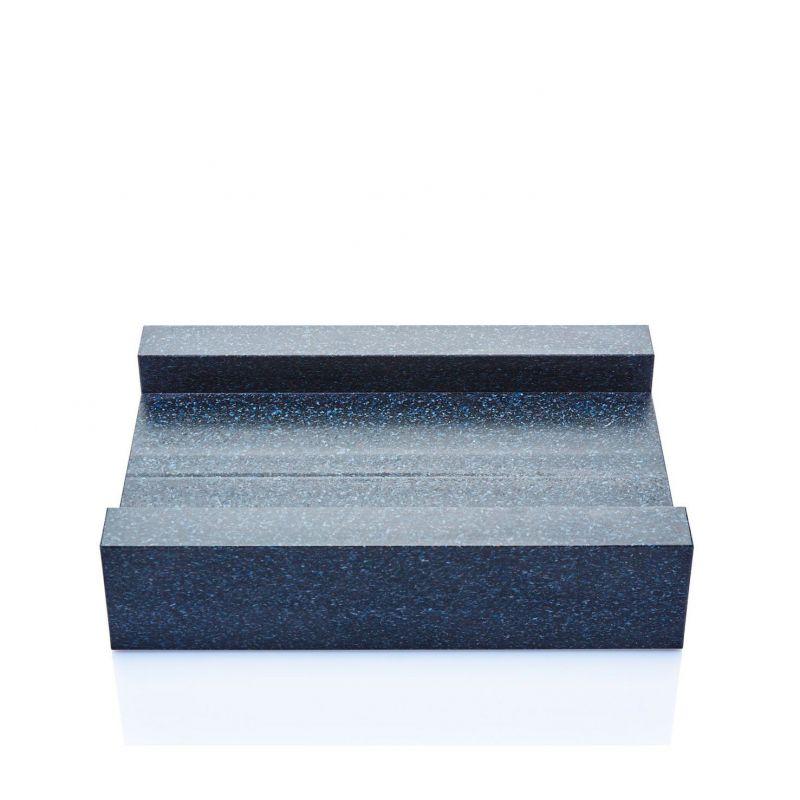 Cale pour conteneur pour grues et nacelles, Plaques de calage en plastique noir incassable et imputrescible