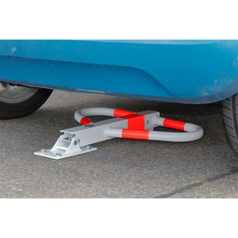 Arceau de parking pliable | Equipement de parking et de voirie