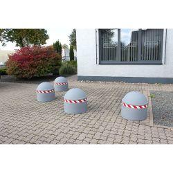 Balise de parking en polyéthylène | Butées de parking | Butées de Stationnement