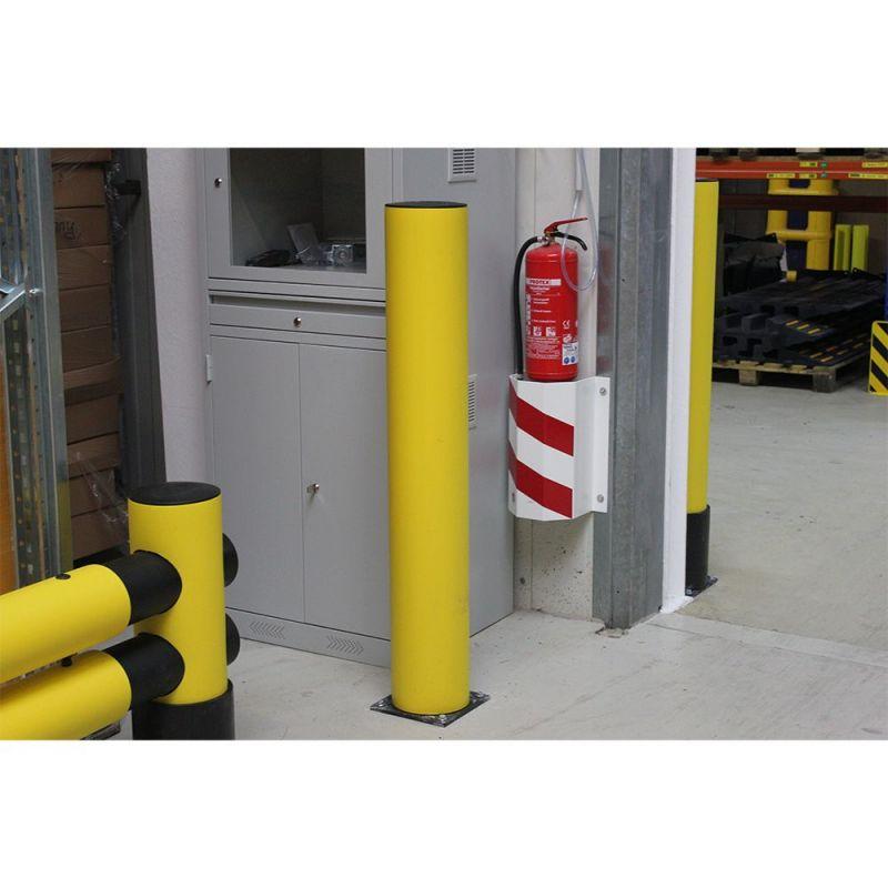Borne de protection flexible | Protection des entrepôts