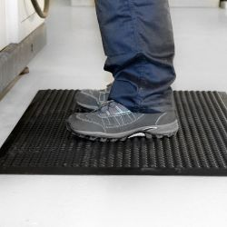 Tapis anti fatigue à surface à bulles premium, COBA ELITE