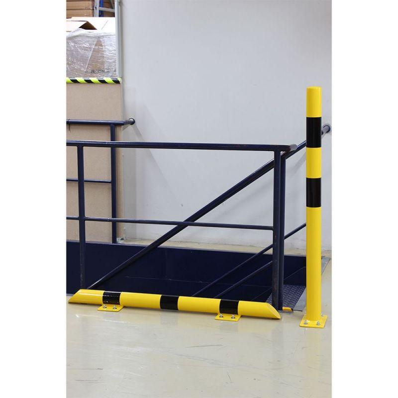 Poteau de protection en acier | Protection des entrepôts