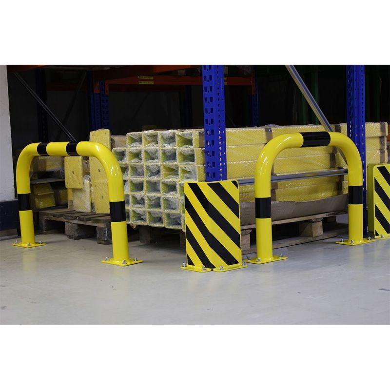 Arceau de protection en acier | Protection des entrepôts