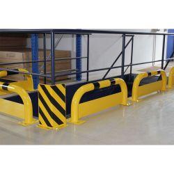 Arceaux de protection anti-encastrements | Protection des entrepôts