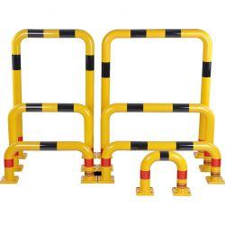 Arceau de protection anti-chocs en polyuréthane | Protection des entrepôts