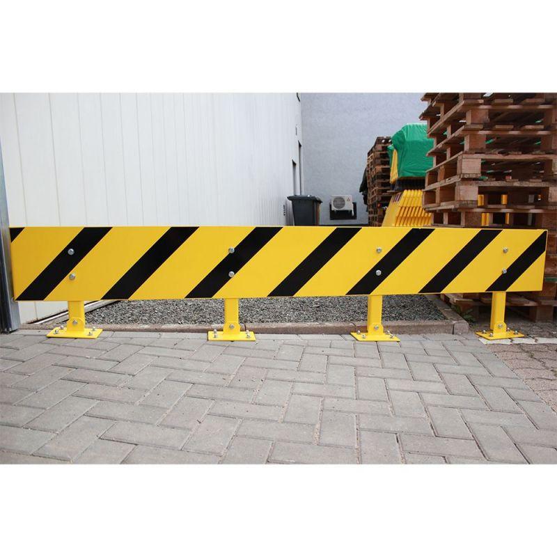 garde corps anti-chocs réglable en hauteur | Protection des entrepôts