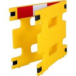 Barrière de protection pliable à 2 ou 3 portes | Barrière de sécurité | Barrière et poteau de Sécurité