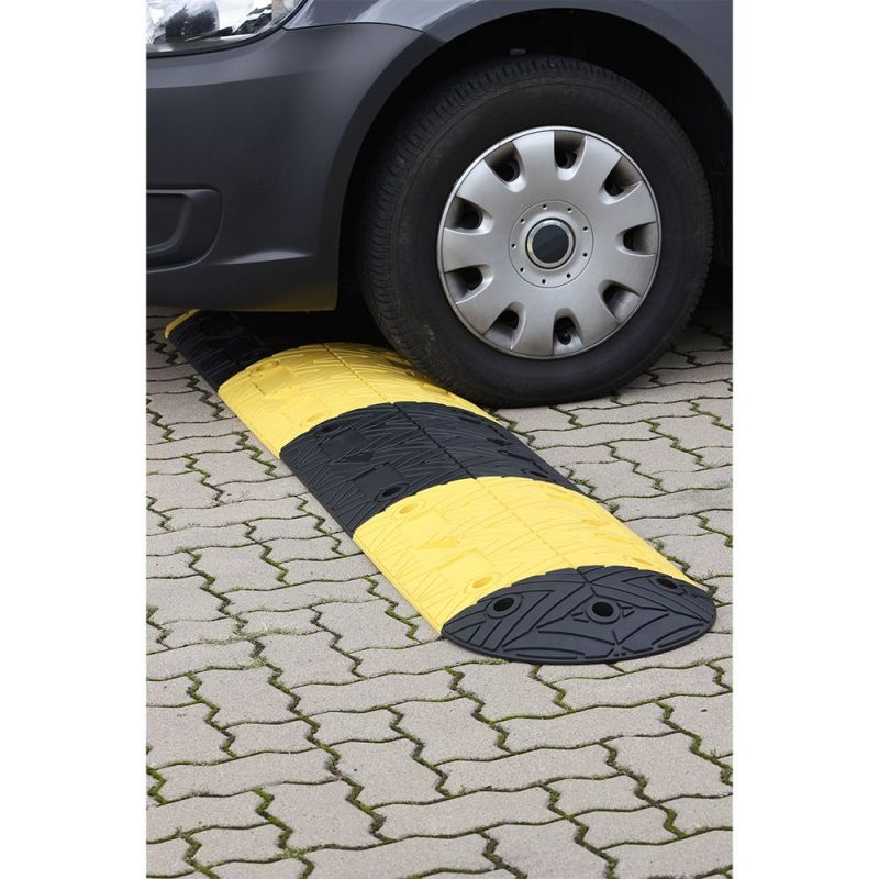 Ralentisseur routier pour voie privée | Equipement des voiries - Equipement de parking