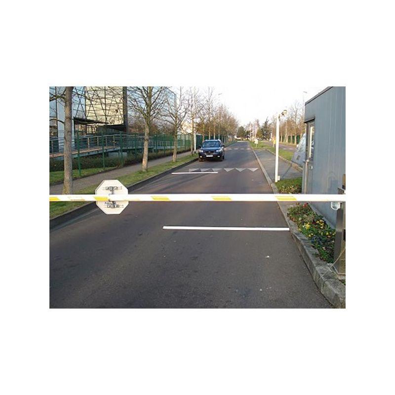 Ralentisseur de vitesse vibreur à effets sonores | Equipement des voiries - Equipement de parking
