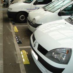 Butée de parking en EPDM | Butées de parking | Butées de Stationnement