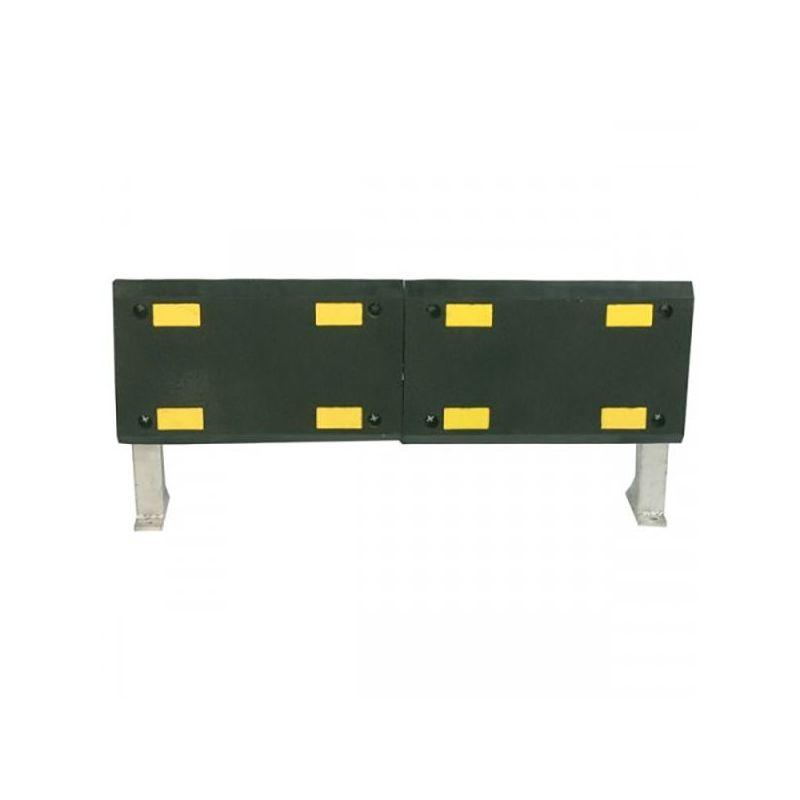 Butoir de protection blindé sur pieds   Protection des entrepôts
