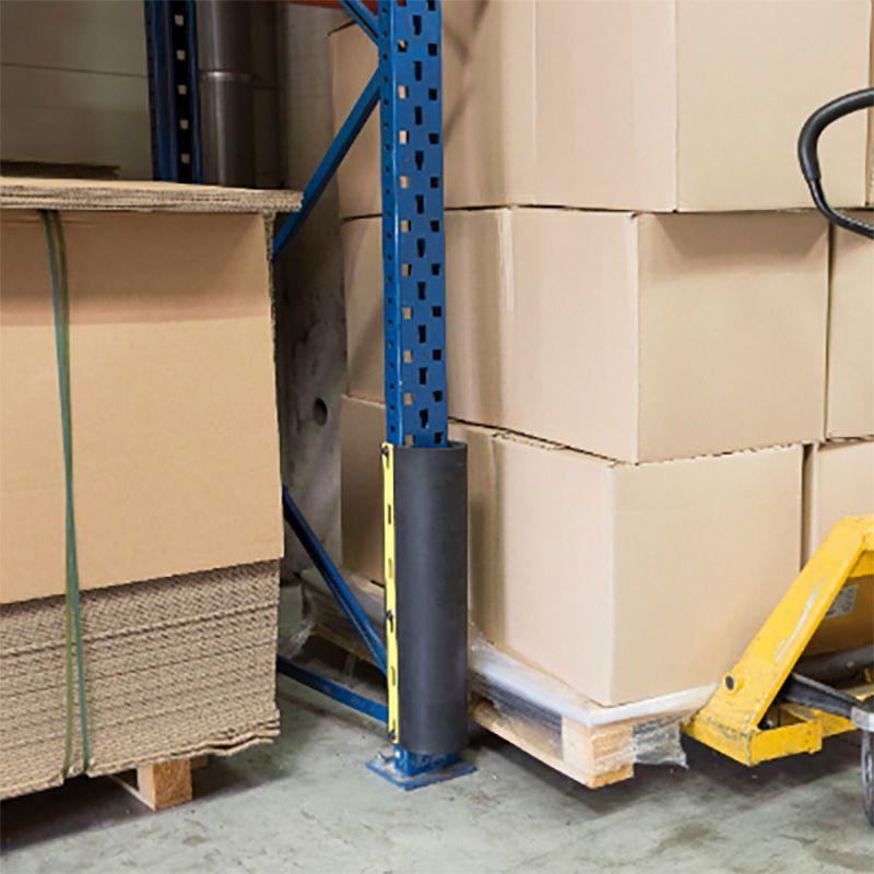 Protection pour pied de rack et rayonnage | Protection des entrepôts