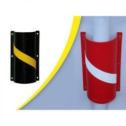 Protège conduits anti-chocs