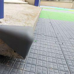 Coin de protection pour angles en élastomère | Equipement de protection des bâtiments