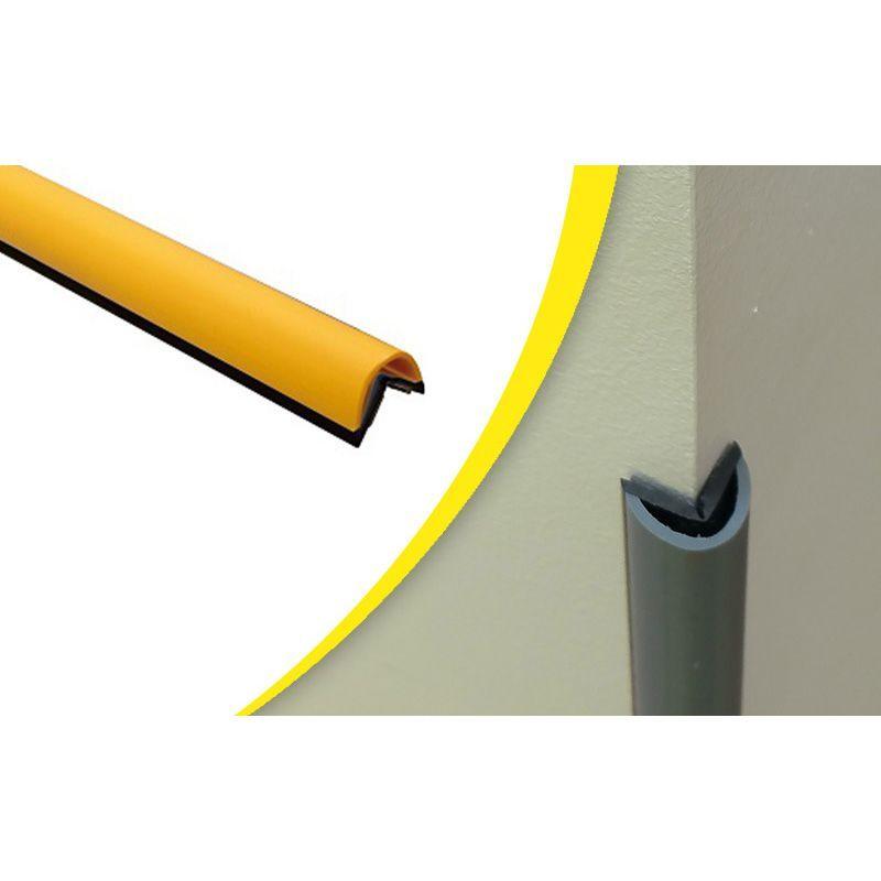Protection d'angles alvéolée auto-adhésive | Equipement de protection des bâtiments