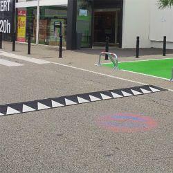 Ralentisseur de trafic pour voies privées | Equipement des voiries - Equipement de parking