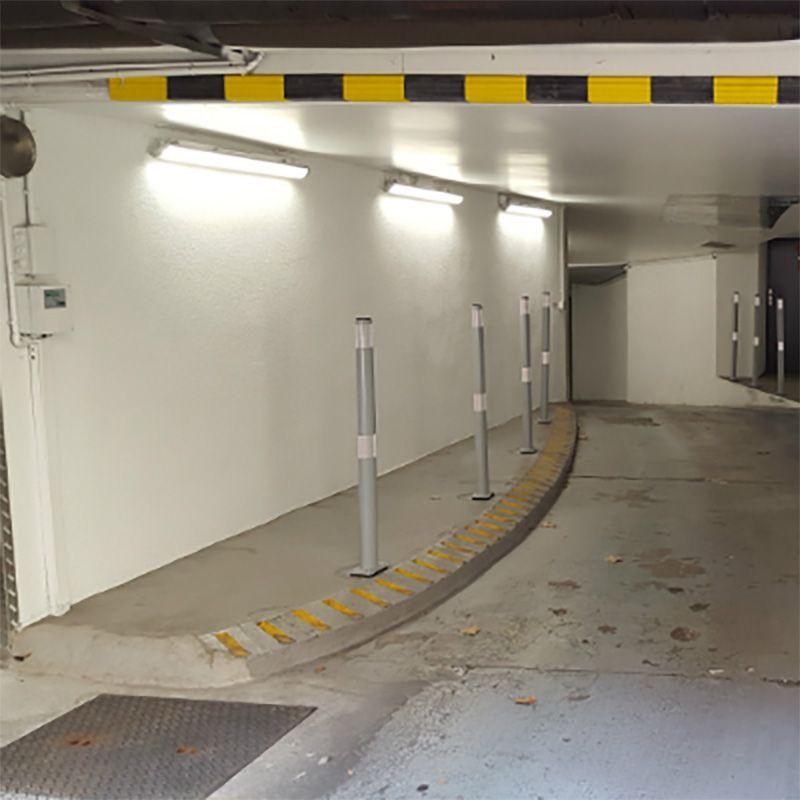 Potelet de balisage à mémoire de forme | Equipement de parking et de voirie