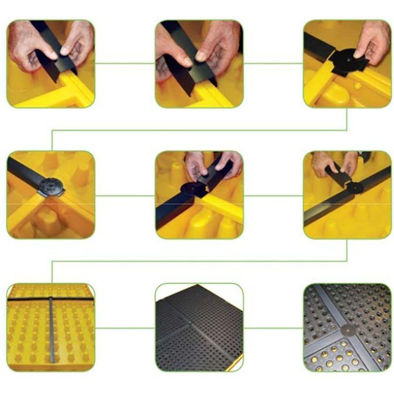 Profilé de liaison sur la longueur | Soutirage & accessoires