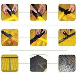 Profilé de liaison sur la largeur | Soutirage & accessoires