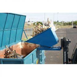 Benne basculante automatique  | Bennes de manutention