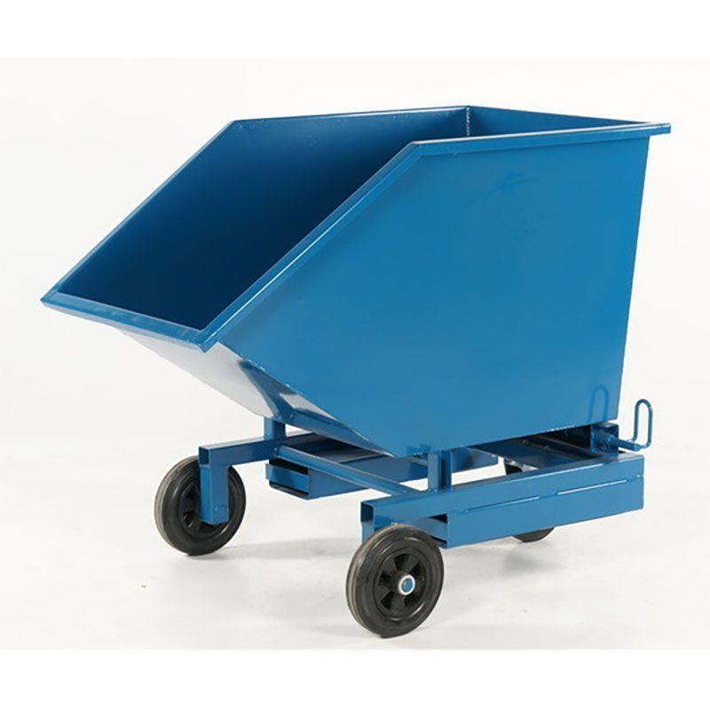 Benne basculante mobile  | Bennes de manutention