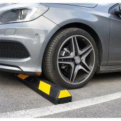 Butée de parking en caoutchouc ParkStop | Butées de parking | Butées de Stationnement