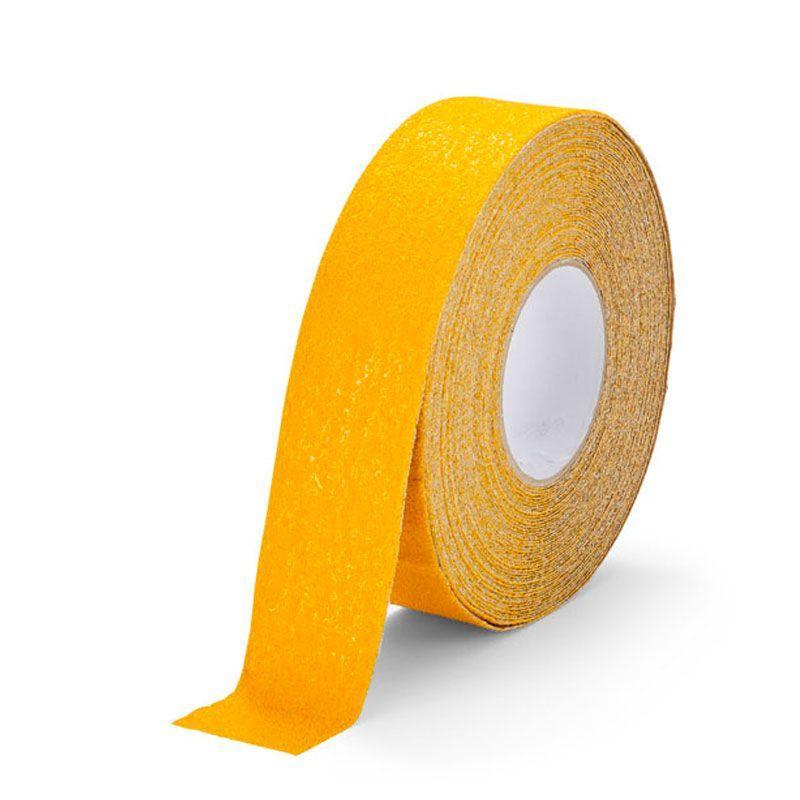 Bande adhésive antidérapante pour pour sécuriser les surfaces irrégulières: plaques, marches métalliques et tôles texturées