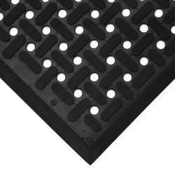 Caillebotis antifatigue et antidérapant en nitrile dans notre gamme de Caillebotis industriels