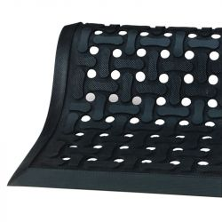 Tapis agroalimentaire antimicrobien