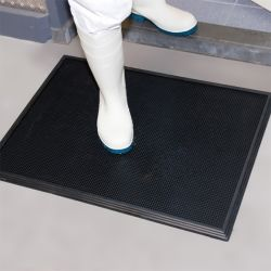 Tapis désinfectant anti-contamination