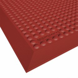Tapis antifatigue pour l'industrie agroalimentaire