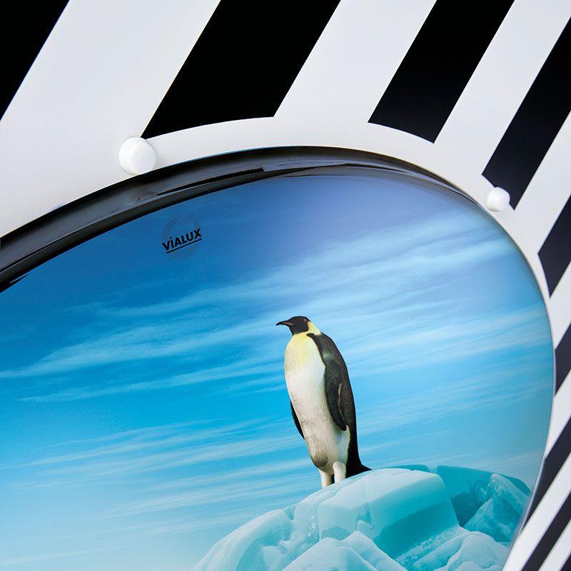 Miroir routier antigivre : Miroir routier en Inox - Garantie 10 ans