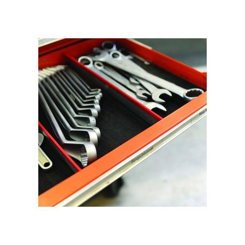 Revêtement antidérapant à stries fines - 750 Rib'n'Roll - ep. 3mm