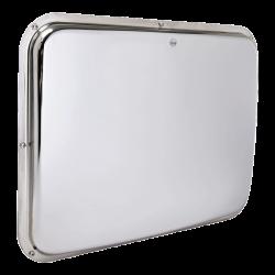 Miroir en Inox - Spécial milieux à hautes températures