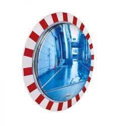 Miroir de sécurité industriel en Inox