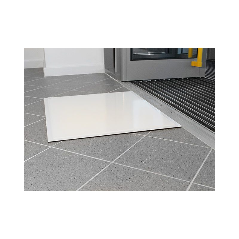 Tapis anti-contamination à feuilles jetables - Coba CLEAN STEP