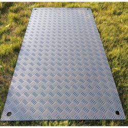 Plaque de roulage 10T - plaques de roulage plastique incassable et plaques de protection des sols