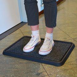 Tapis de désinfection pour chaussures