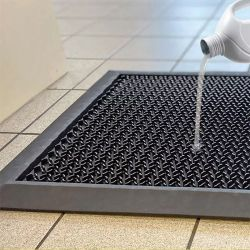 Tapis désinfectant | Tapis de désinfection