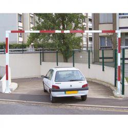 Portique de parking fixe